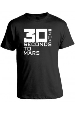 Camiseta 30 Seconds to Mars - Modelo 03