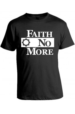 Camiseta Faith no More - Modelo 02