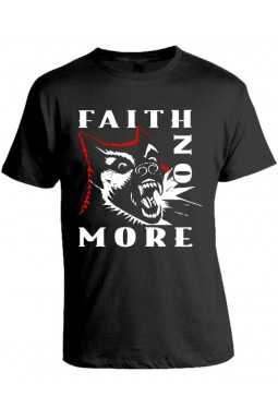 Camiseta Faith no More - Modelo 03