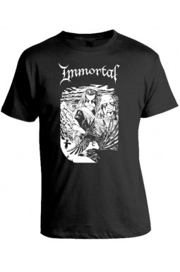 Camiseta Immortal - Modelo 03