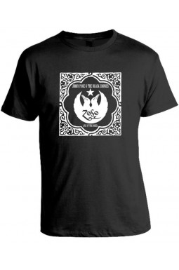 Camiseta Jimmy Page & The Black Crowes