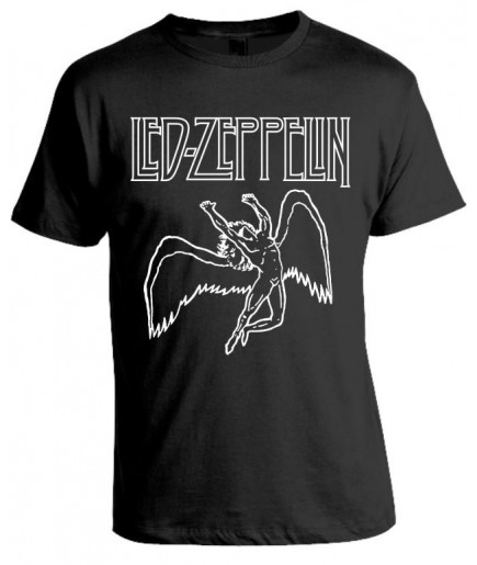 Camiseta Led Zeppelin - Modelo 03