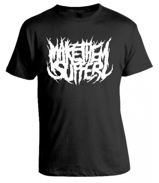 Camiseta Make Them Suffer