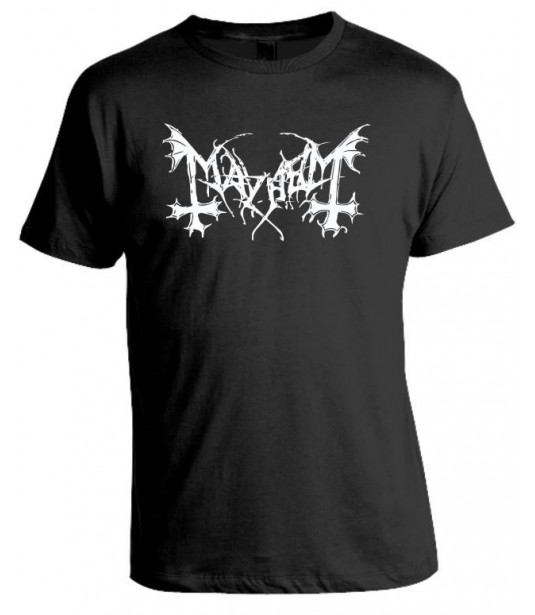 Camiseta Mayhem