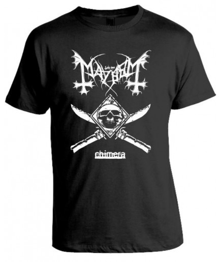 Camiseta Mayhem Chimera