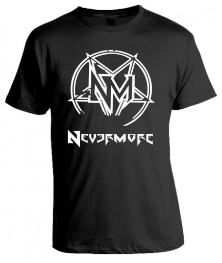 Camiseta Nevermore