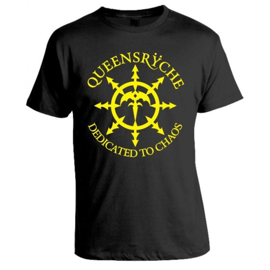 Camiseta Queensryche - Dedicated to Chaos