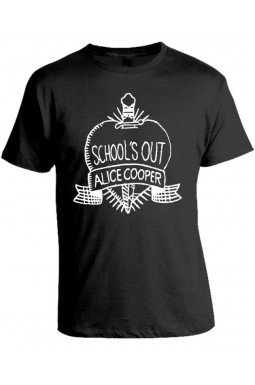 Camiseta Alice Cooper - Schools Out