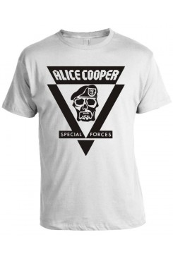 Camiseta Alice Cooper - Special Forces