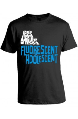 Camiseta Arctic Monkeys - Fluorescent Adolescent