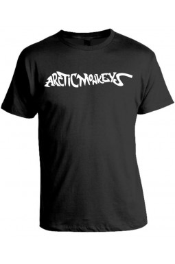 Camiseta Arctic Monkeys - Modelo 02