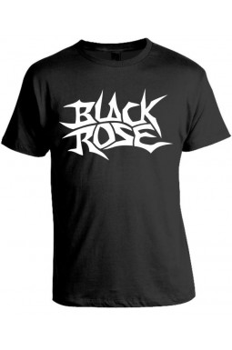 Camiseta Black Rose
