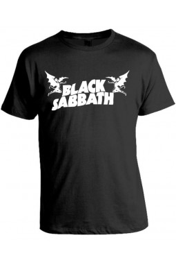 Camiseta Black Sabbath Modelo 03
