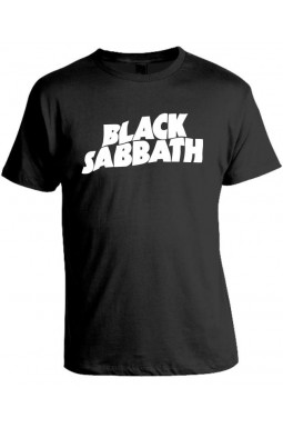 Camiseta Black Sabbath Modelo 06