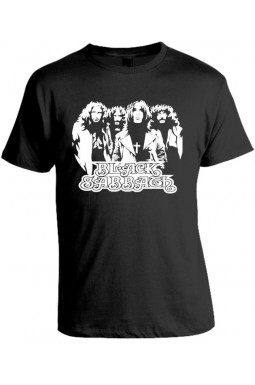 Camiseta Black Sabbath Modelo 10