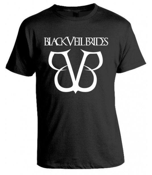 Camiseta Black Veil Brides - Modelo 02