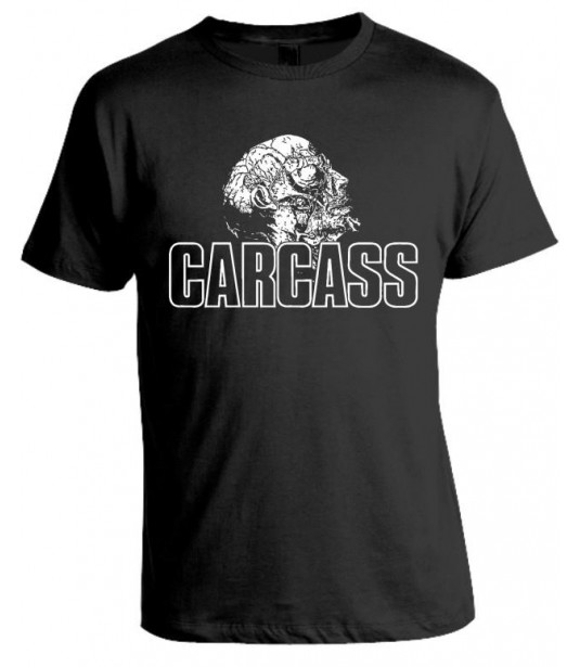 Camiseta CARCASS - Swan Song