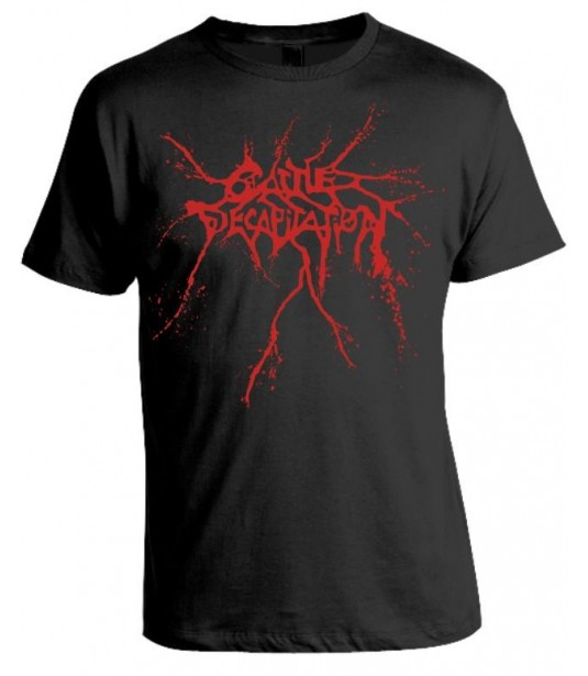 Camiseta Cattle Decaptation
