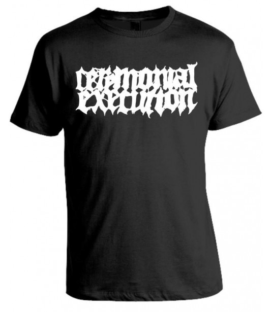Camiseta Ceremonial Execution