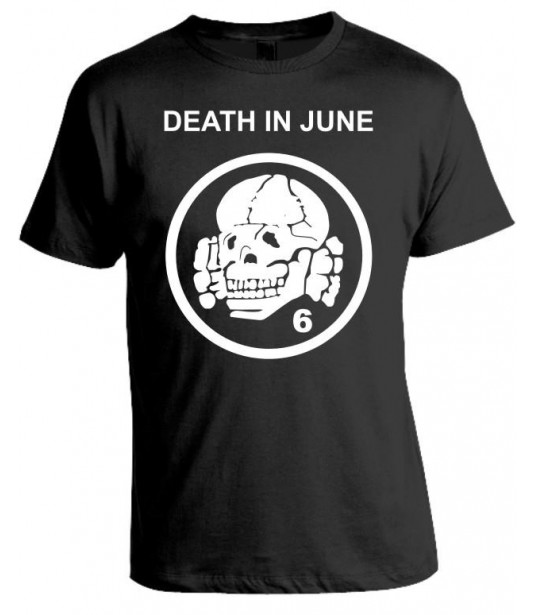 Camiseta Death In June