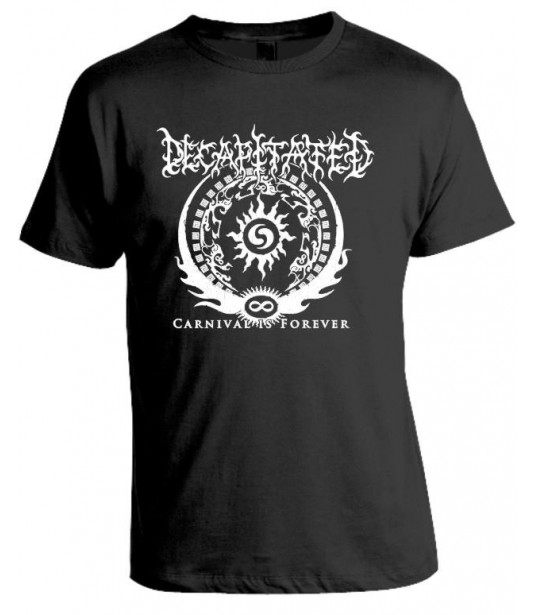 Camiseta Decapitated
