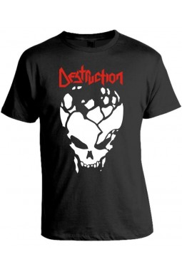 Camiseta Destruction - Modelo 2