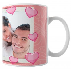 Caneca Namorados - amar é - com Foto