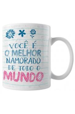 Caneca Namorados - Love History