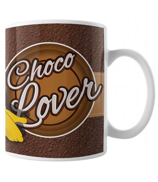 Caneca Homer Simpson - Choco Lover
