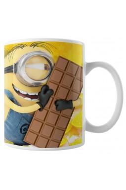 Caneca Minions - Meu Chocolate Favorito