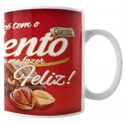 Caneca Talento com Foto - Modelo 02