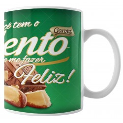 Caneca Talento com Foto