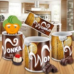 Caneca Willy Wonka