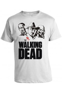 Camiseta The Walking Dead - Modelo 04