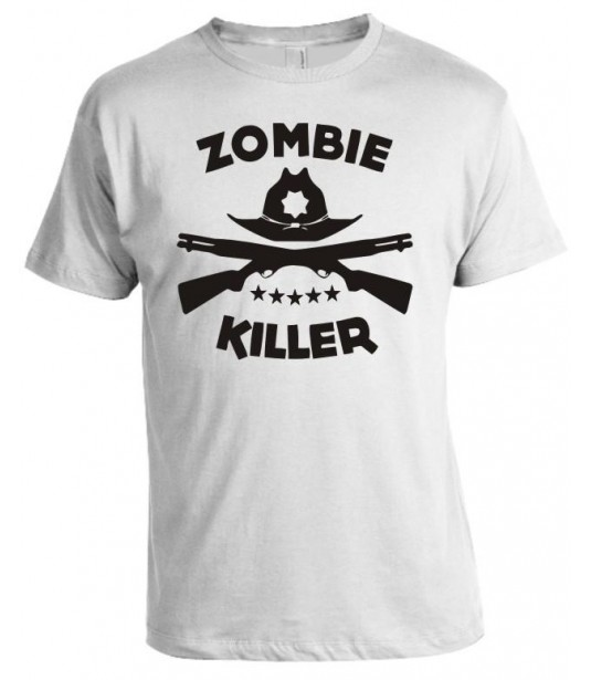 Camiseta The Walking Dead - Zombie Killer