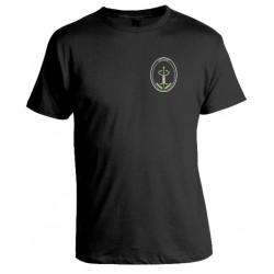 Camiseta Universitária Acupuntura - Bordada