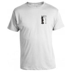 Camiseta Universitária Direito - Modelo 02 - Bordada