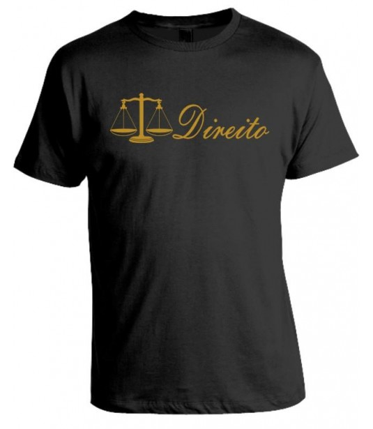 Camiseta Universitária Direito