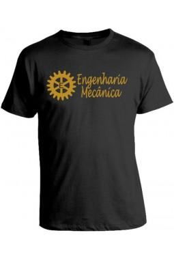 Camiseta Universitária Engenharia Mecânica