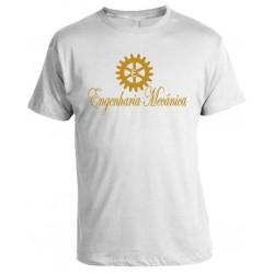Camiseta Universitária Engenharia Mecânica - Modelo 02