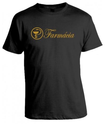 Camiseta Universitária Farmácia - Modelo 02