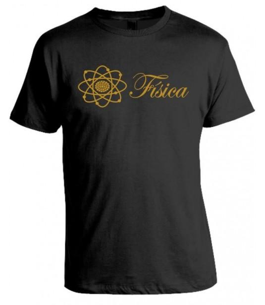 Camiseta Universitária Física