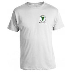 Camiseta Universitária Fisioterapia Bordada