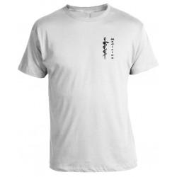 Camiseta Universitária Medicina - Modelo 03 - Bordada