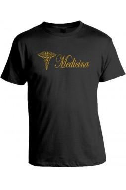 Camiseta Universitária Medicina