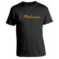 Camiseta Universitária Medicina - Modelo 02