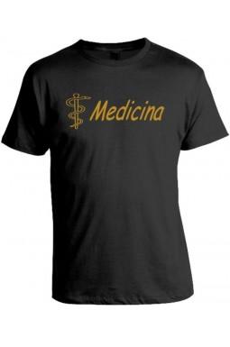 Camiseta Universitária Medicina - Modelo 04