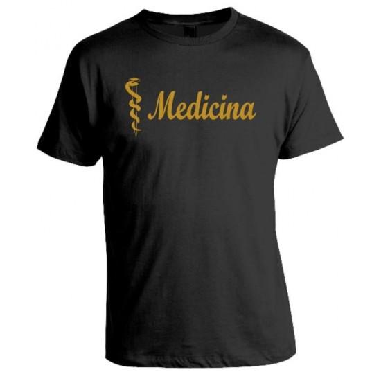 Camiseta Universitária Medicina - Modelo 05