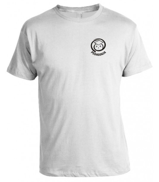 Camiseta Universitária Pedagogia Bordada