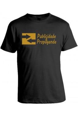 Camiseta Universitária Publicidade Propaganda
